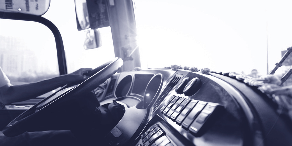 Lona de freio de caminhão